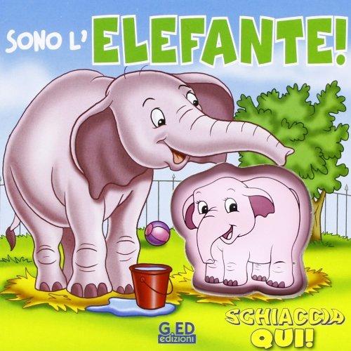 Schiaccia qui! Sono l'elefante! di Nancy Parent
