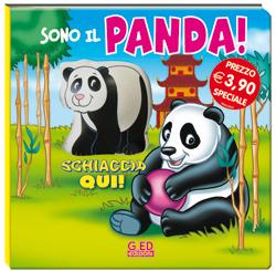 Schiaccia qui! Sono il panda! di Nancy Parent