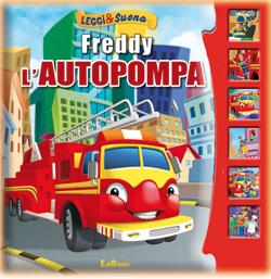 Freddy l'autopompa - Leggi&Suona