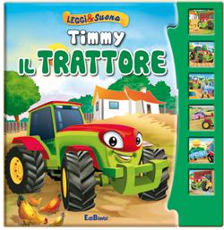 Timmy il trattore - Leggi&Suona