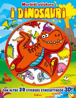 Morbidi Stickers - Dinosauri