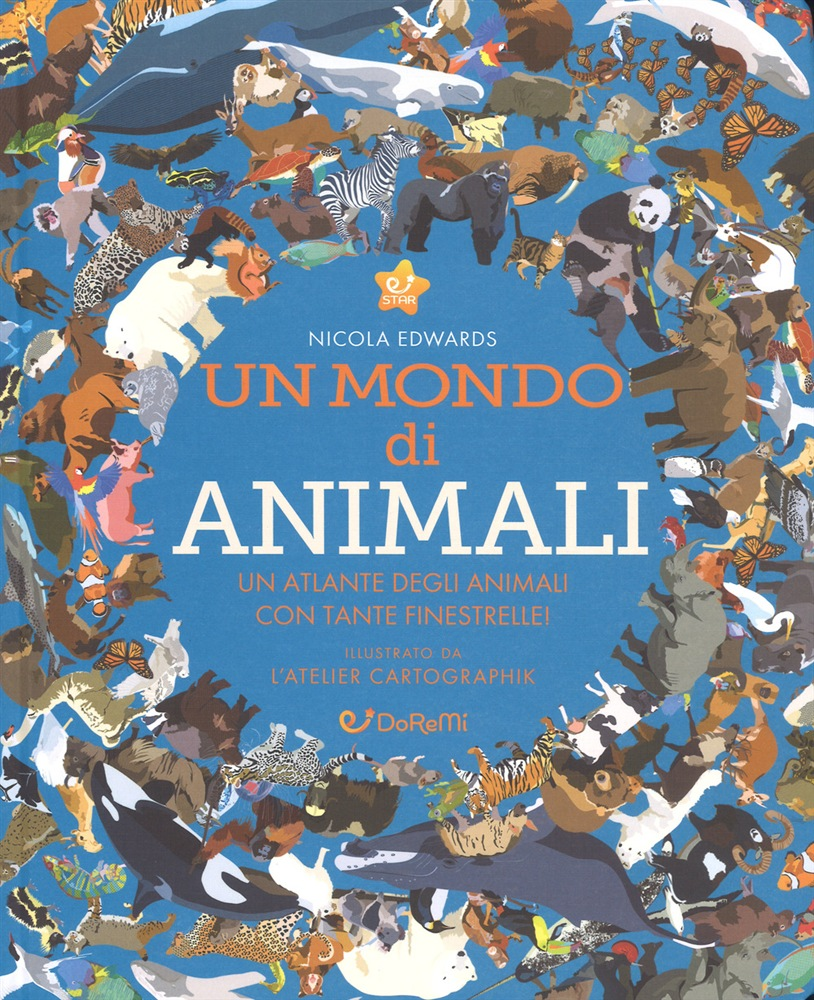Un mondo di animali (Monditondi)