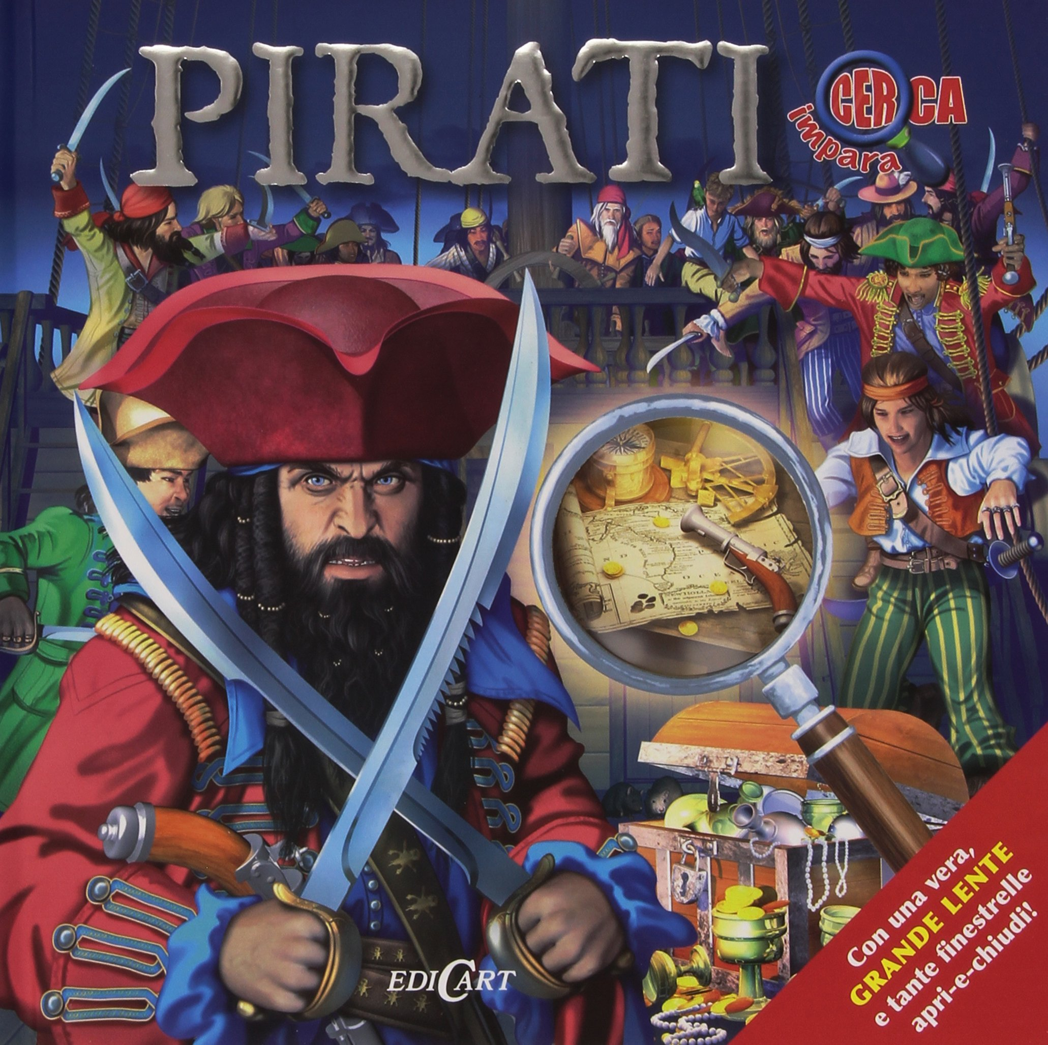 Pirati - CercaImpara